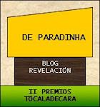 "Premio ""Tócala de cara"" al blog revelación"