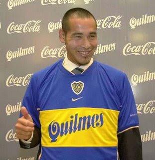 Los peores jugadores que compro Boca, dios!!!
