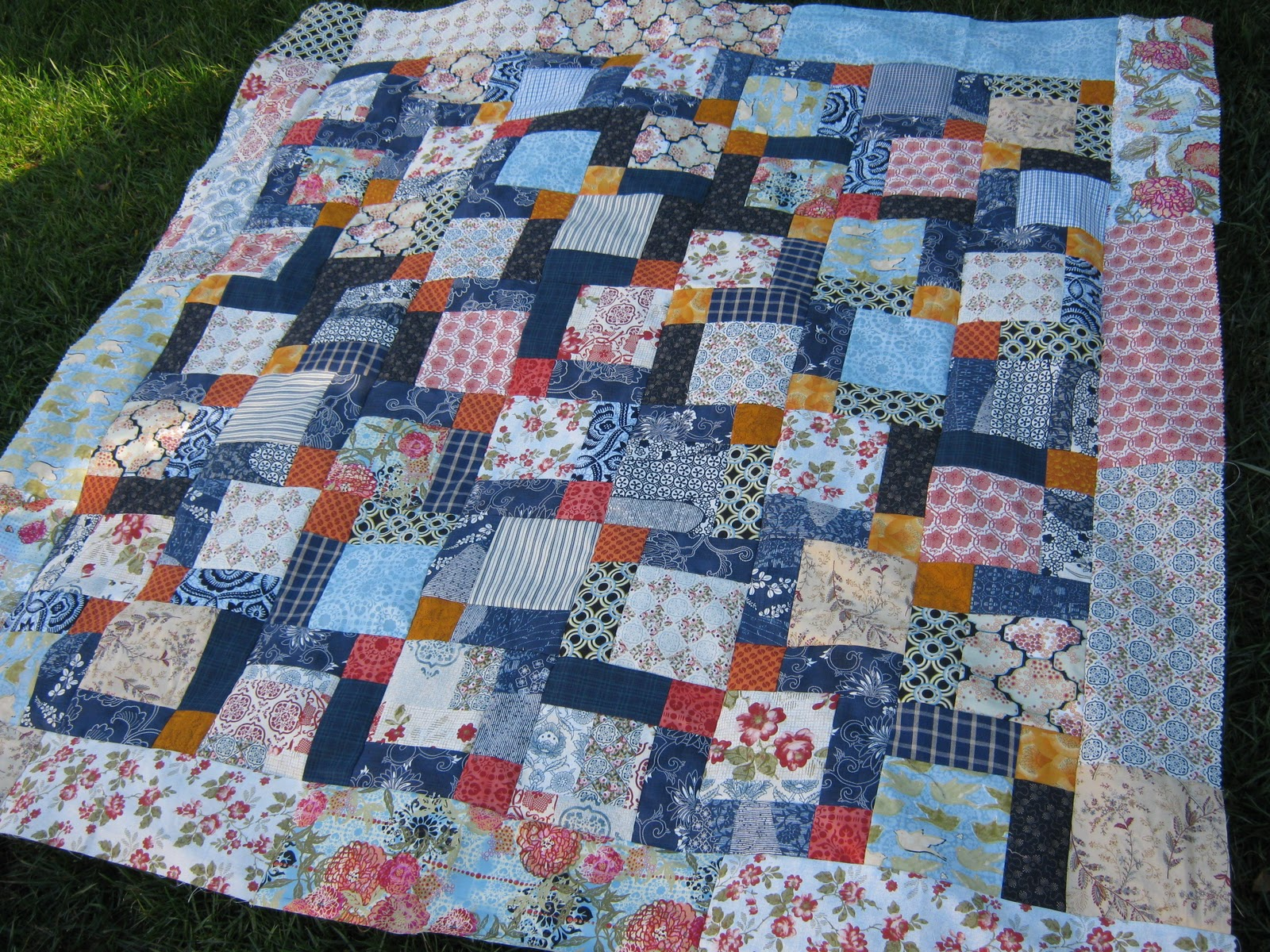 Free quilt craft and sewing patterns links and tutorials with disappearing 9 patch jeuxipadfo Gallery