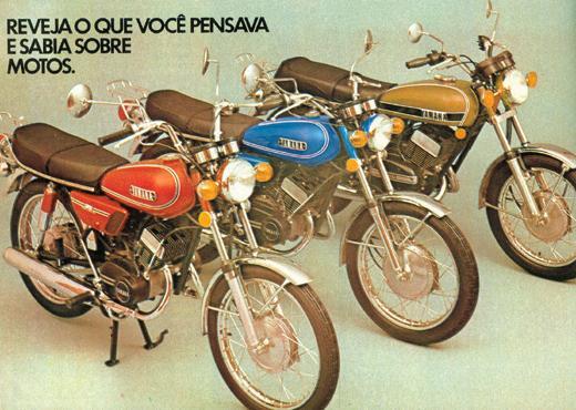 A chegada das RDs na decada de 70 ao Brasil.