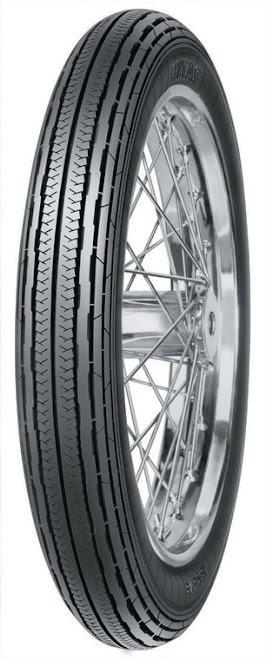 O desenho original do pneu.