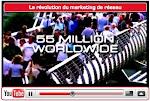 vidéo marketing de réseau