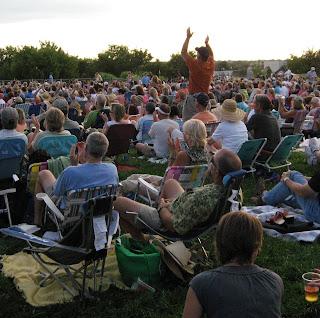 Idaho Botanical Garden 2009 Outlaw Field Summer Concert Series