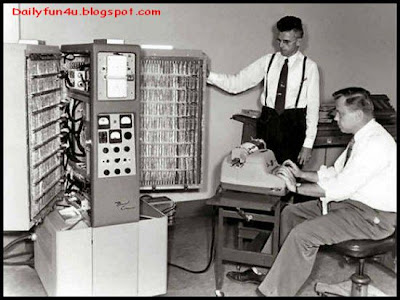 1940-1960 of computer pictures