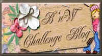 BELLES N&#39; WHISTLES CHALLENGE BLOG