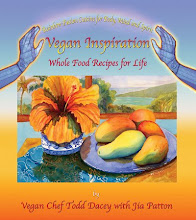 Vegan Inspirations, Whole Food Recipes for Life