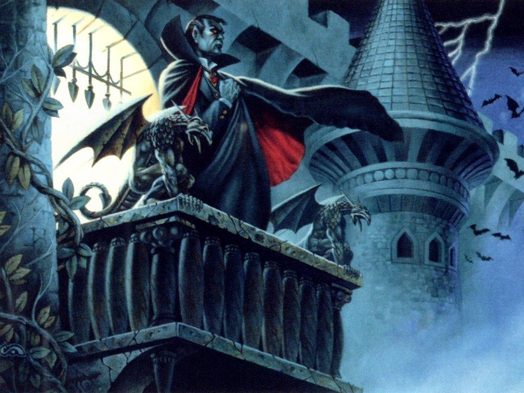 La fortaleza oscura de Mordekaiser(campaña) Vampiro