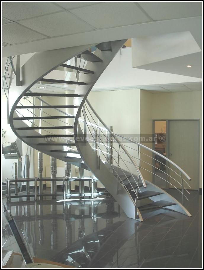 La escalera definici n partes y tipos de arkitectura - Tipos de escaleras ...
