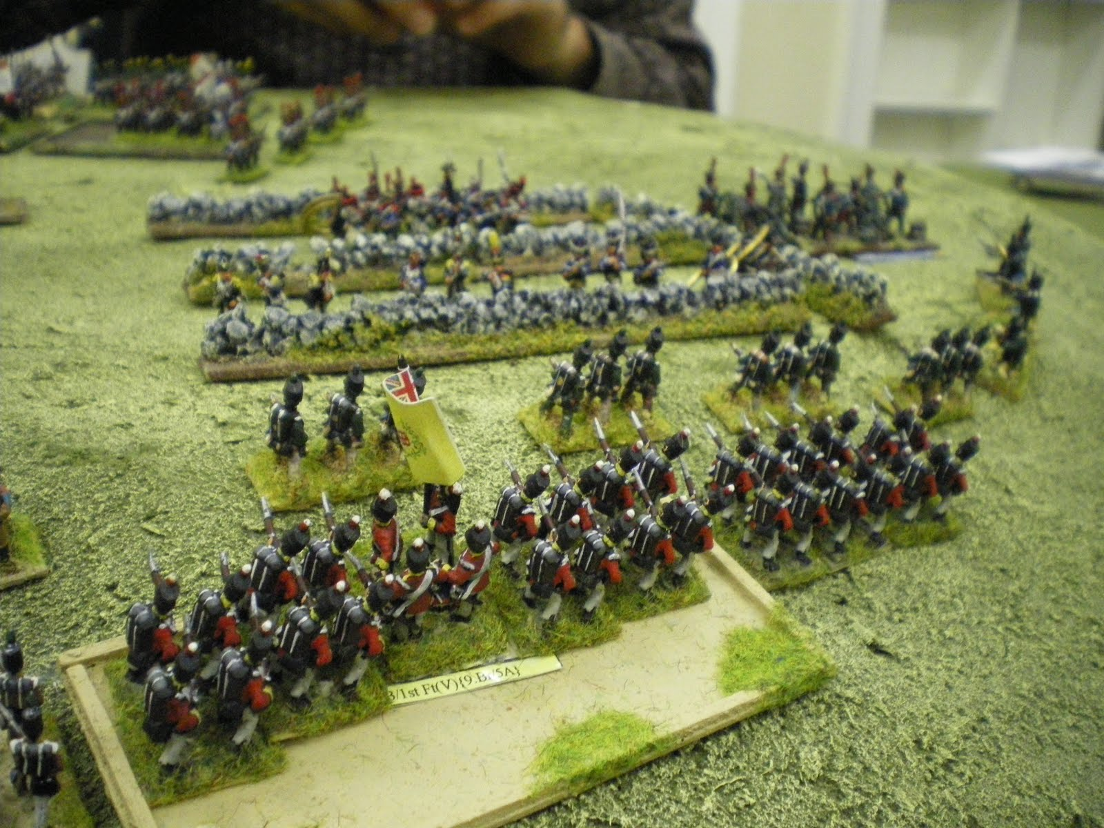 Napoleonic 15mm Rules Brigade' Rules For 15mm