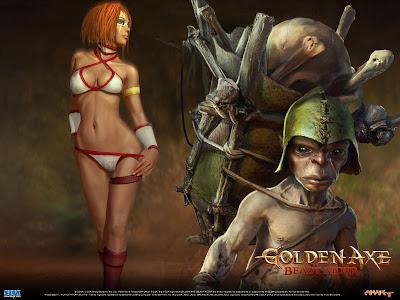 On! golden axe xbox 360 nude body