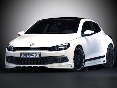 2009 Volkswagen Scirocco Overview
