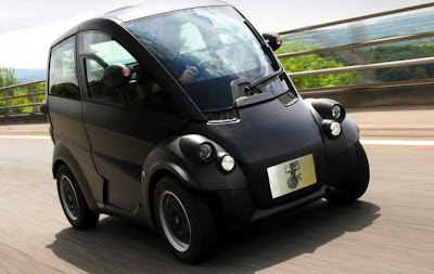 2010 Gordon Murray T.25 Concept