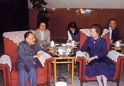 1 luglio 1997, Hong Kong torna alla Cina