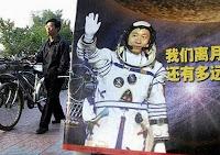Un uomo cinese sulla Luna?
