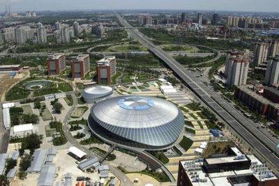 Stadio Ginnastica Badminton Pechino 2008
