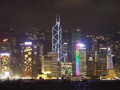 Capodano 2007 a Hong Kong, Cina