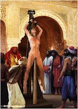SLAVE IMPALED