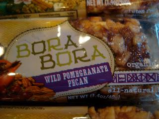 Wild Pomegranate Pecan The Bora Bora Bar
