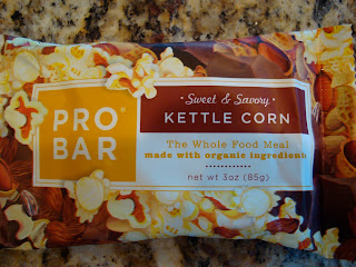 Sweet and Savory Kettle Corn Pro Bar