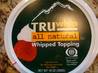 Tru Whip all natural Whipped Topping