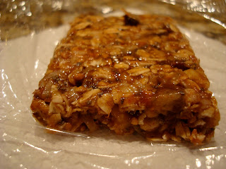 Close up of Protein Bar