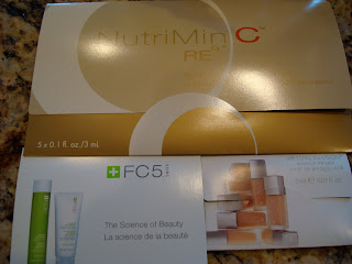 NutriMinC Products in box