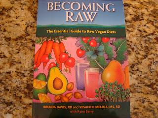 Becoming Raw Book