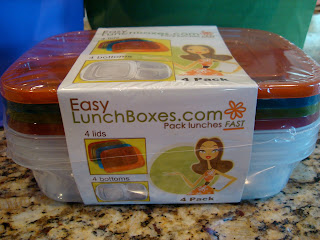 Easy Lunch Boxes Plastic Storage Containers