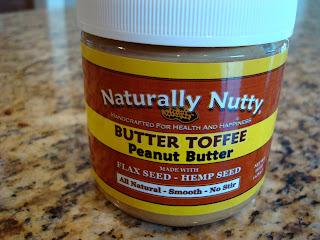 Butter Toffee Peanut Butter jar