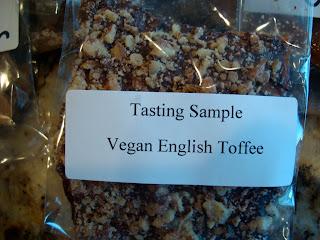 Vegan English Toffee