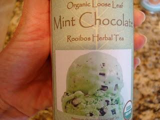 Mint Chocolate Rooibos Herbal Tea