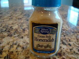 Jar of Cream Style Horseradish