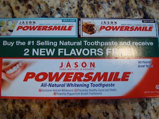 Powersimle Toothpaste