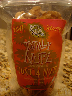 Nuts from Blue Mountain Organics & Better Than Roasted