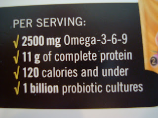 Information on Serving Sizes