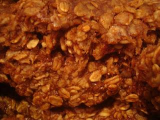 Vegan Gluten & Soy-Free Granola close up