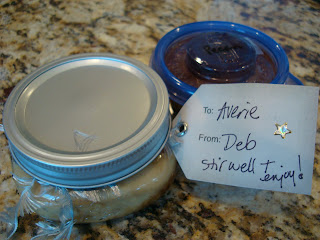 Care packages of homemade nut butters