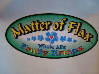 Matter of Flax Fruity Krisps