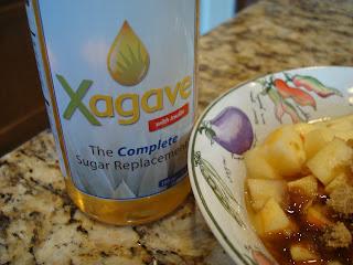 Bottle of agave