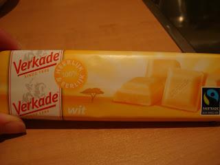 Verkade White Chocolate Bar
