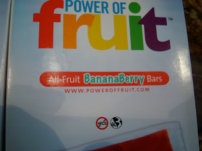 Box of All Fruit BananaBerry Bars