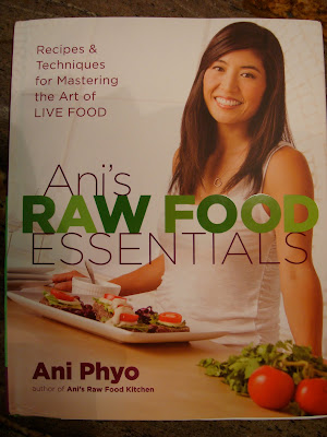 Ani Phyo's Raw Food Essentials book