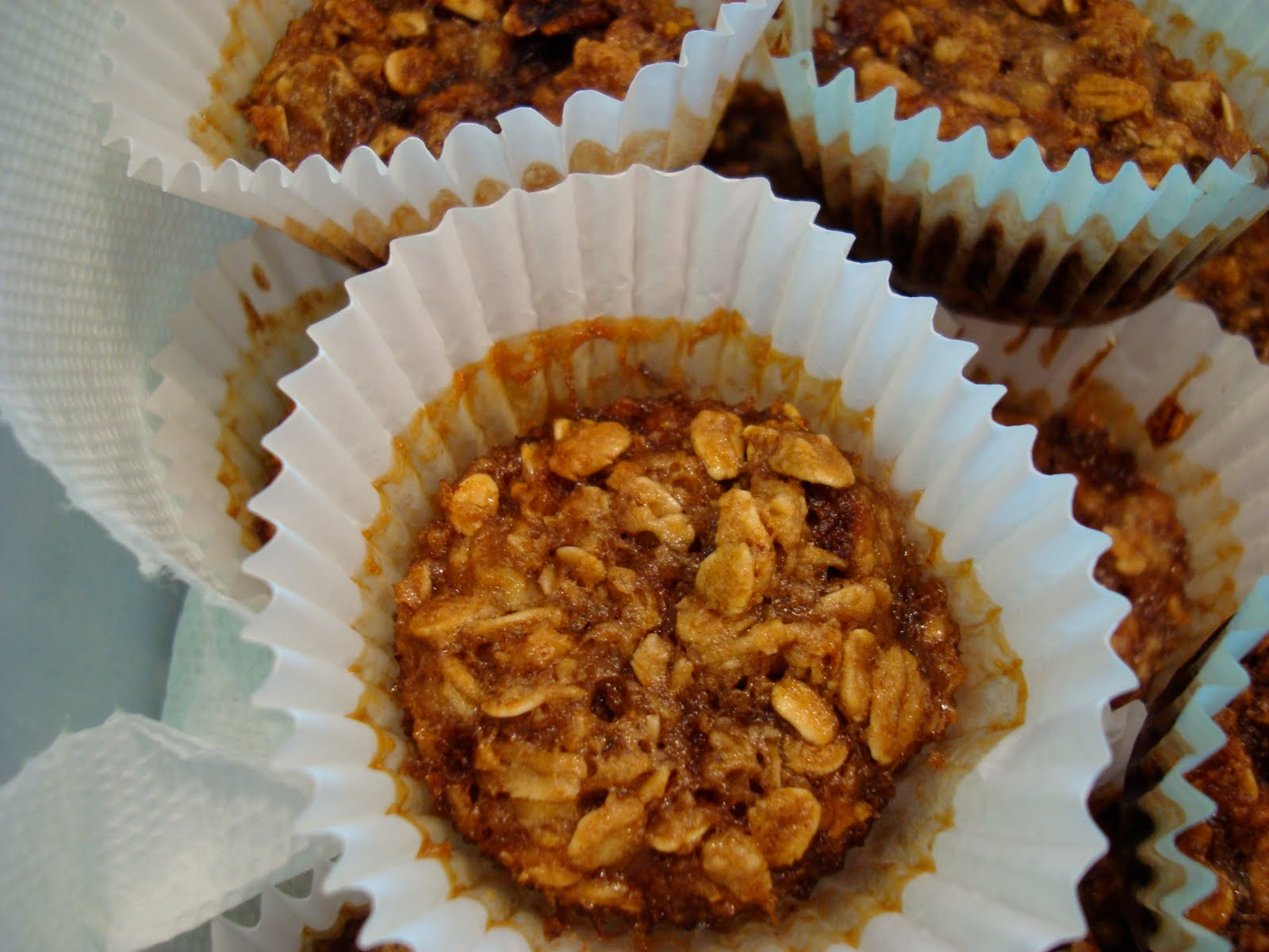 Banana Oatmeal Raisin Muffins Recipes — Dishmaps