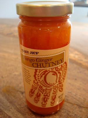 Jar of Mango Ginger Chutney