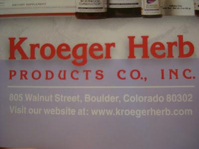 Kroeger Herb Product card