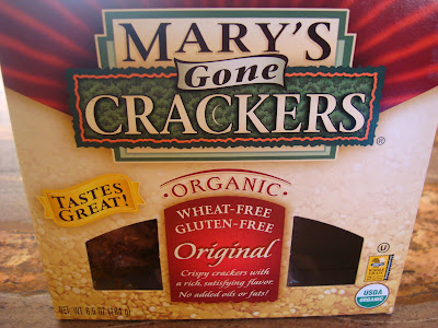 Box of Original Mary's Gone Crackers
