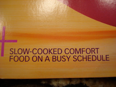 Article title of Slow-Cooked Comfort Food on a Busy Schedule