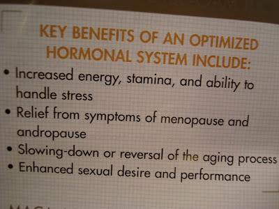 Article titled Key Benefits of an Optimized Hormonal System