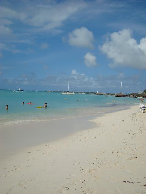 Photo of beach in Aruba