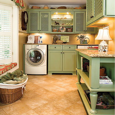 Dream Laundry Room Ideas - interior design 2013